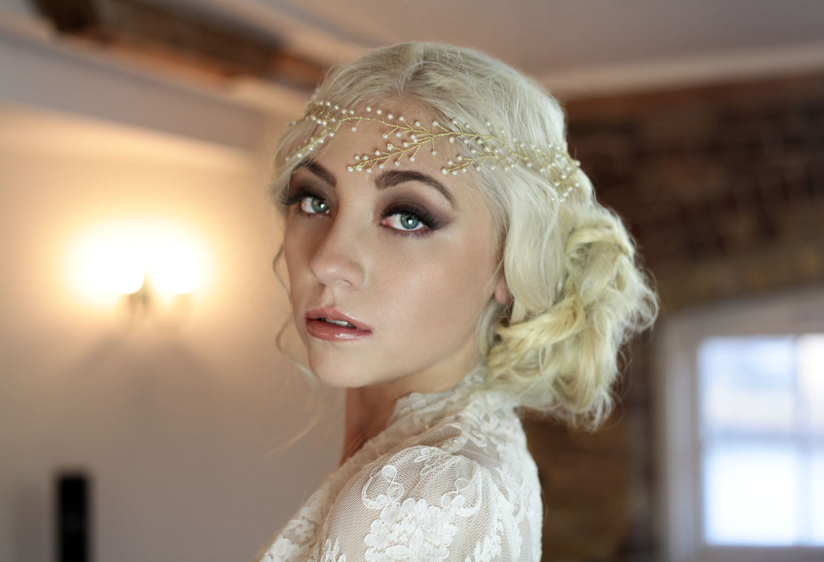 bridal hair styling courses - create beautiful hair