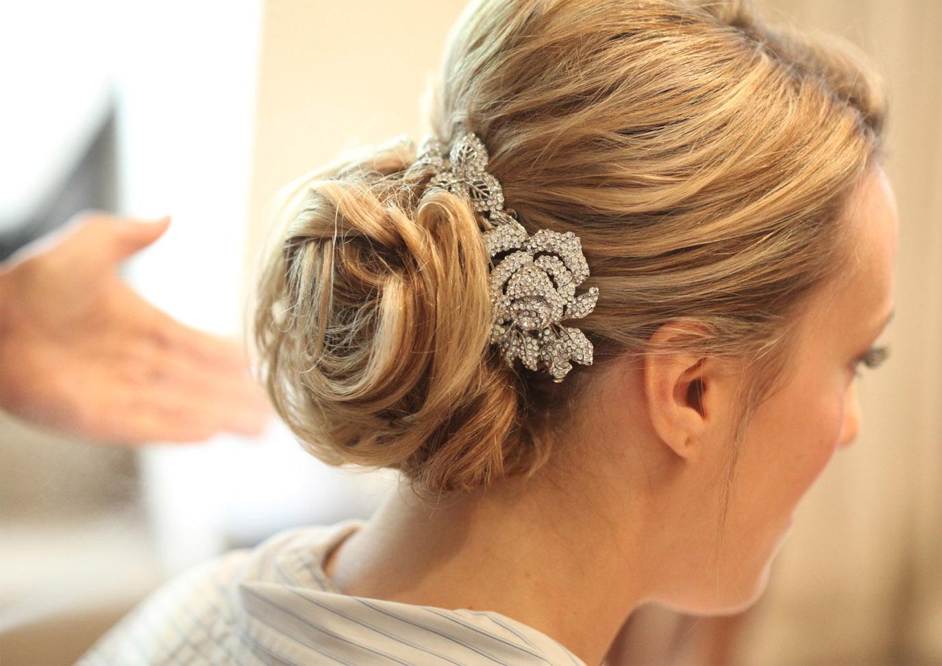 bridal hair online: course work - create beautiful hair