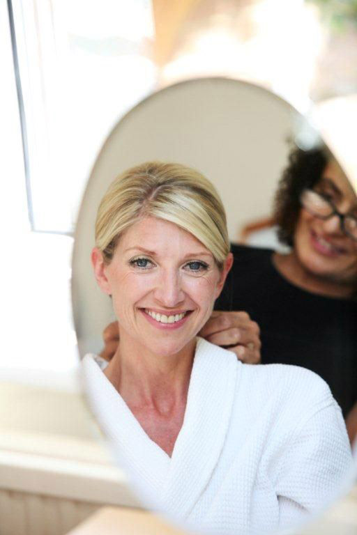Bridal Makeup Working With Mature Brides Create Beautiful Hair