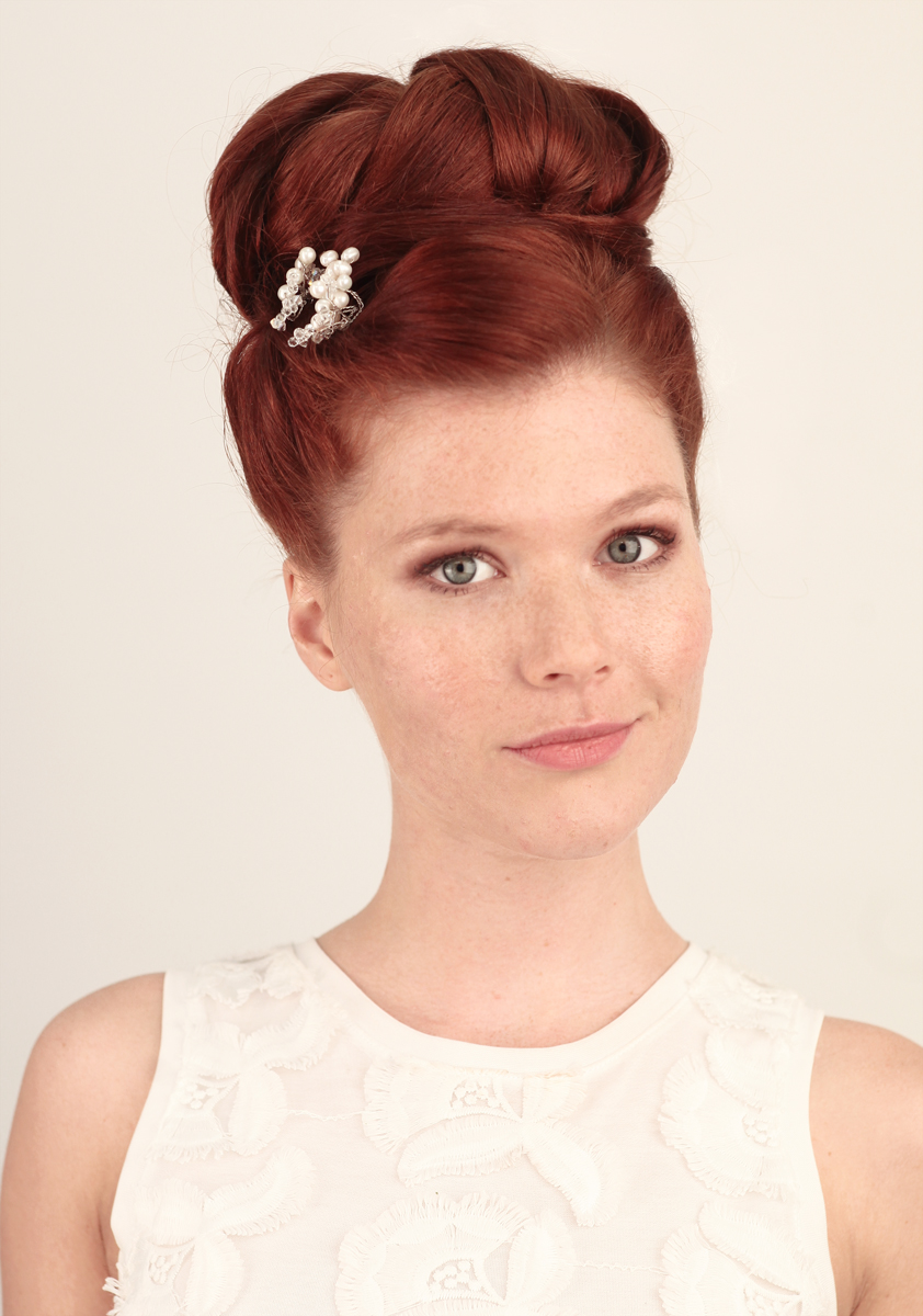 bridal hair styling courses create beautiful hair