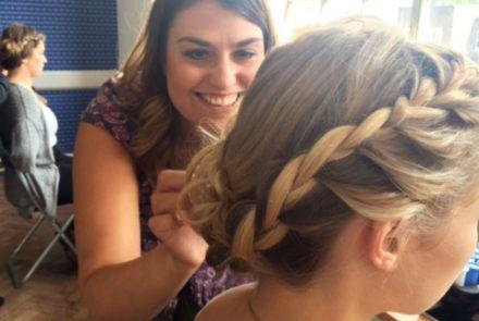 4 day bridal hair course