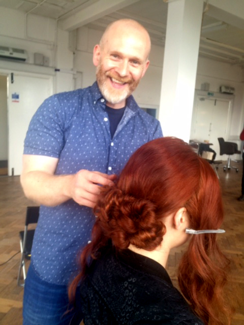 4 day bridal hair course