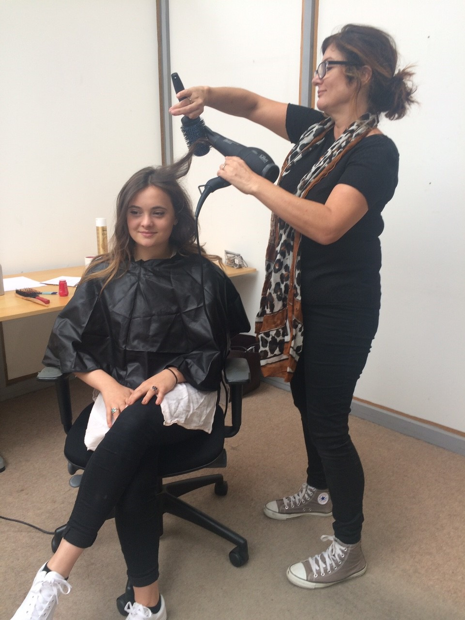 blowdrying courses