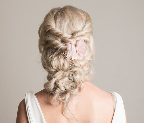 Hair Up Bridal Hairstyling Courses