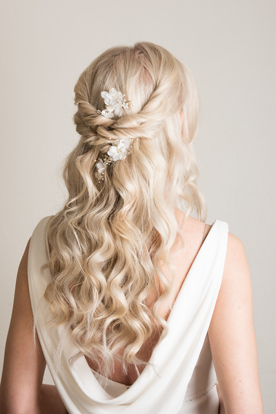 Learn All The Latest Bridal Hairstyles 2 Day Bridal Hair Course