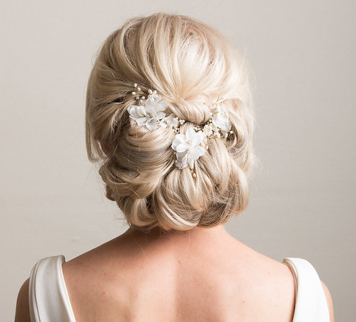 Hair Up Bridal Hairstyling Courses London Manchester Birmingham