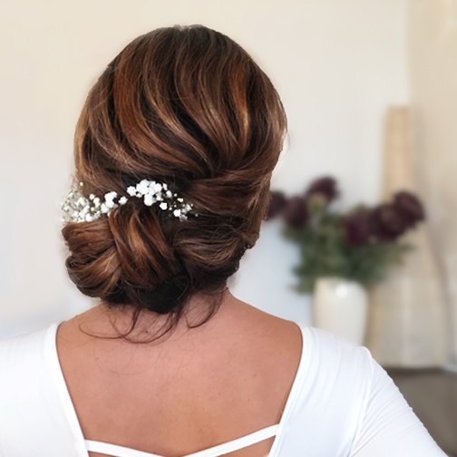 Hair Up Bridal Hairstyling Courses: 2 Day Bridal Hair Course