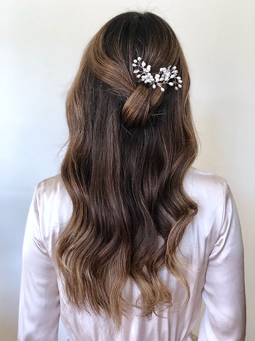 Rich results on Google's SERP when searching for Braids Bridal hairstyle & hair up courses