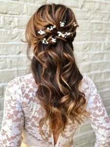 Rich results on Google's SERP when searching for Braids Bridal hair style & hair up course online