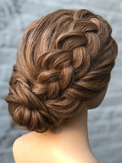 Rich results on Google's SERP when searching for Braids Bridal hairstyle & hair up course online