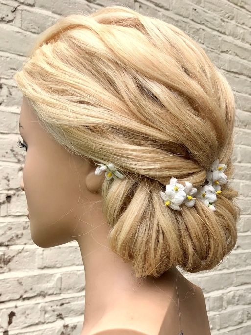 bridal hairstyle tutorials and online wedding hair course with Pam Wrigley and Create Beautiful hair